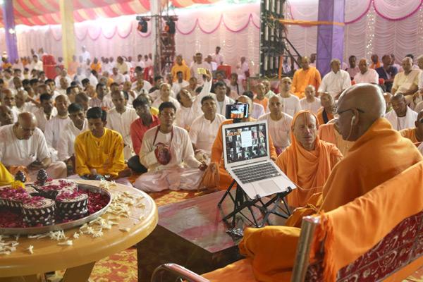 Chant With Kirtan Minister, Lokanath Swami